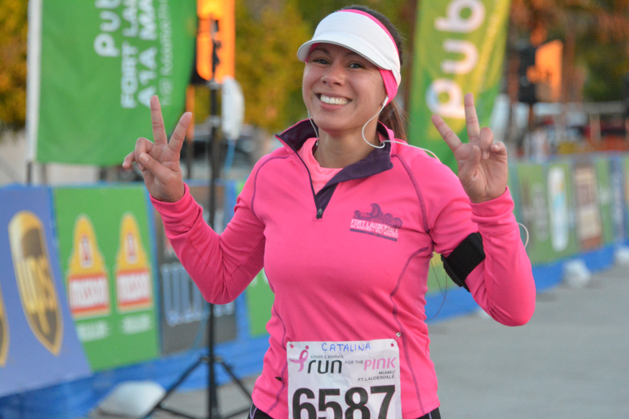 Run for the Pink Runner 2