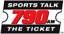 2015 790 Sports Talk/The Ticket Logo
