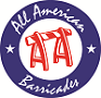 2015 All American Barricades Logo