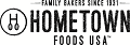 2015 Hometown Foods USA Logo