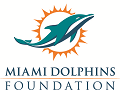 2015 Miami Dolphins Foundation Logo